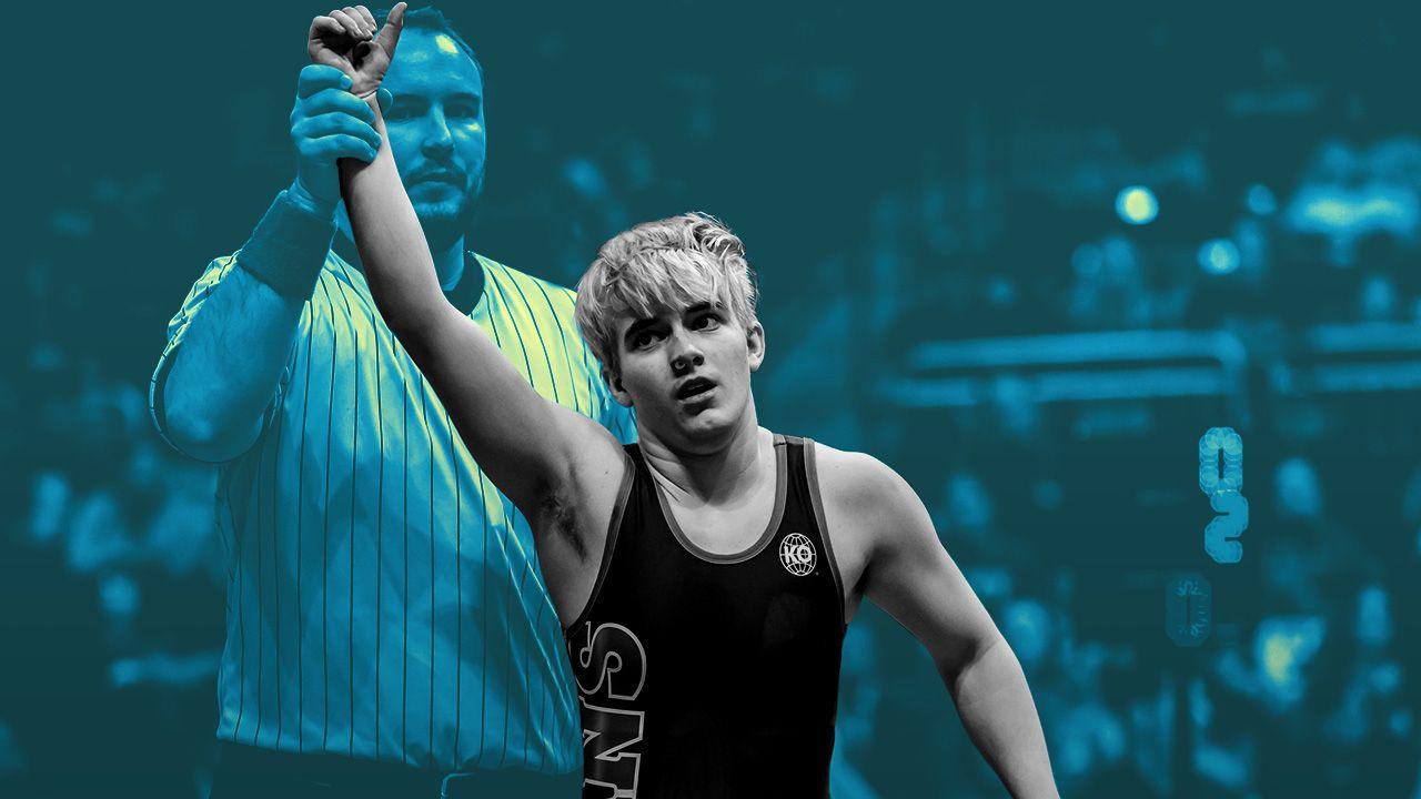 Mack Beggs Lucha Pelea Transexuales Deportes Combate Problemas Portada