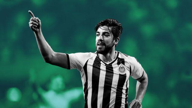 Rodolfo Pizarro tiene que estar en el Mundial de Rusia 2018