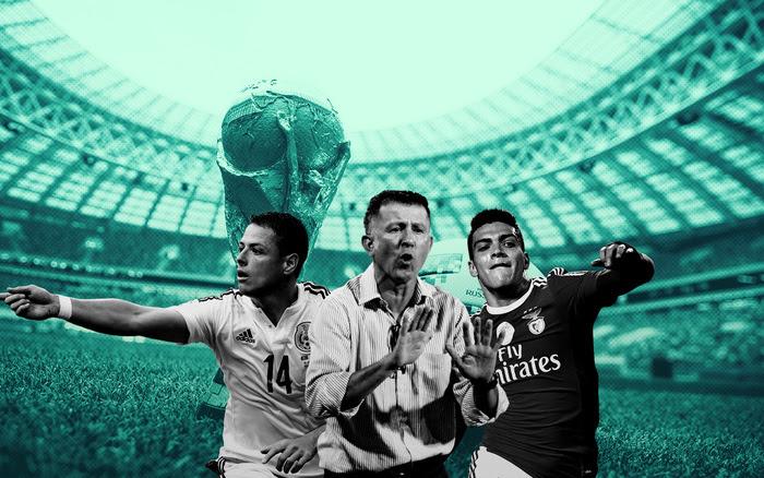 Selección Mexicana México Soñar Ganar Mundial Rusia