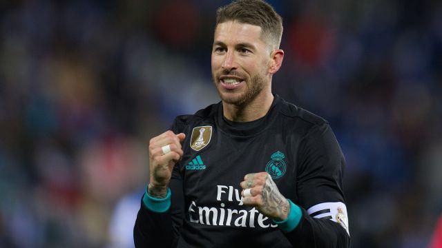 Real Madrid, Sergio Ramos, Look de Sergio Ramos