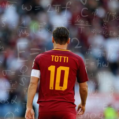 Totti Roma Inteligencia Artificial Presidente Serie A Francesco