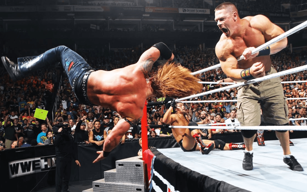 WWE Royal Rumble Arabia Saudita Historia Cena