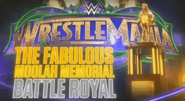 WWE explotadora Fabulous Moolah homenaje Wrestlemania Lucha