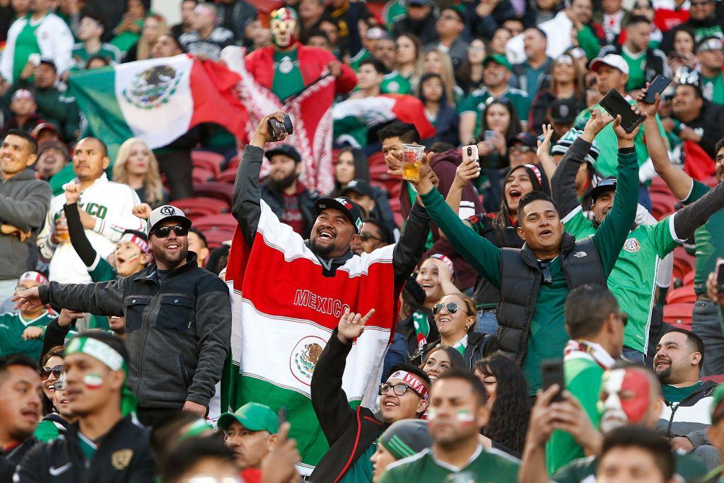 Aficionados mexicanos predecibles Mundial Rusia 2018