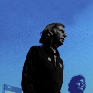 cesar luis menotti y maradona futbol argentino