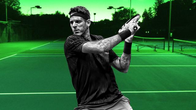 Juan Martín del Potro Indian Wells Roger Federer Campeón