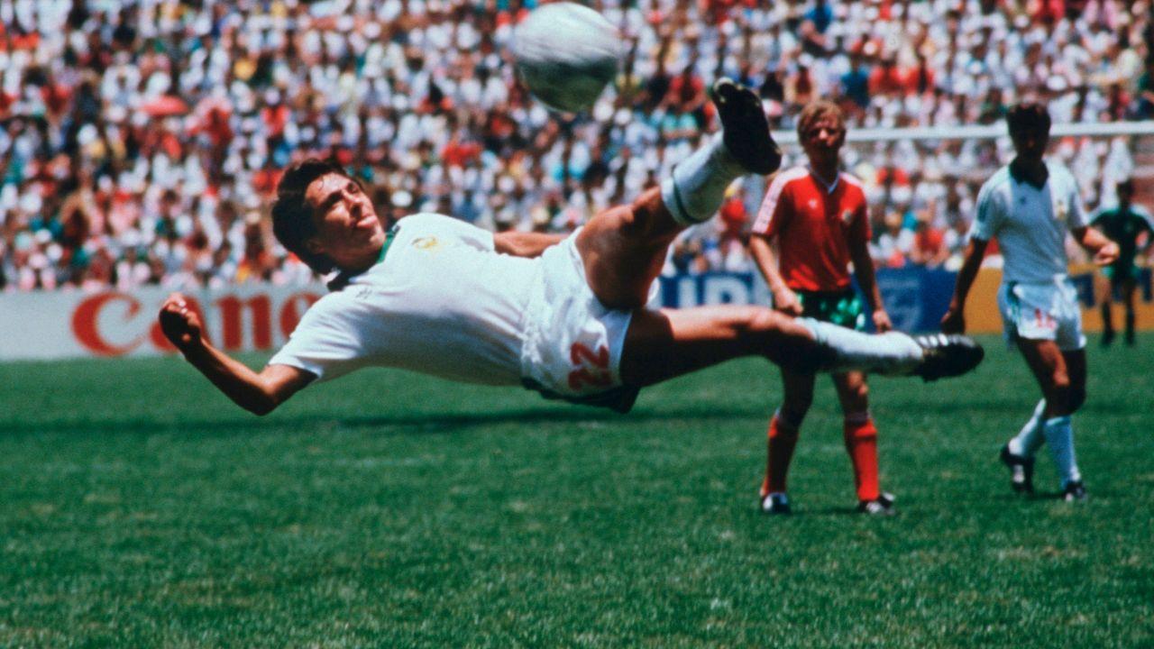 México tendrá doble participación en el Mundial de los mejores goles