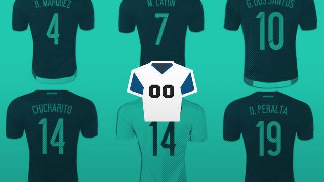 Playeras de Futbolistas, Qué significan, Historia, Números, Inglaterra, Numeración, Secuencia, Futbol, Uniformes