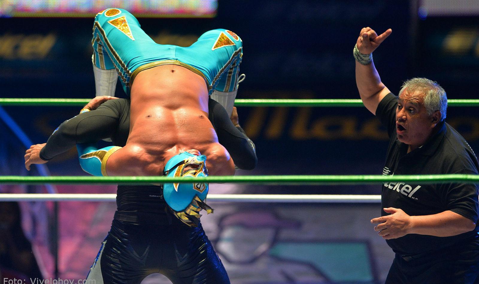 CMLL Canal 22 harán mini serie lucha libre mexicana