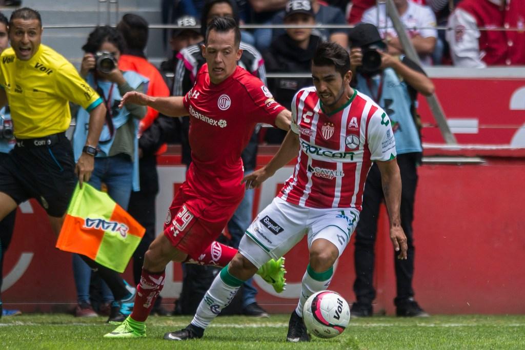 Horario Necaxa Toluca Final Copa MX