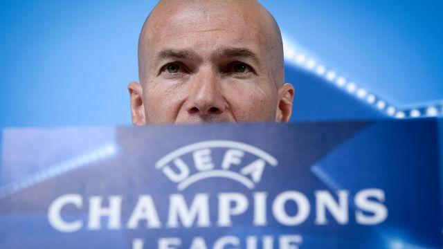 Rata Real Madrid Zidane Filtracion Champions juventus