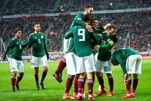Horarios Partidos Selección Mexicana Mundial Rusia 2018