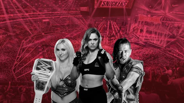 Wrestlemania 34 Futuro Lucha Libre WWE Charlotte Ronda Shinsuke