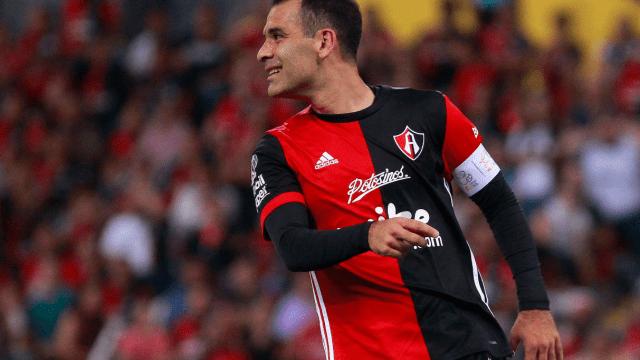 Chivas Atlas Clasico Tapatio Rafa Marquez Despedida Estadio Jalisco