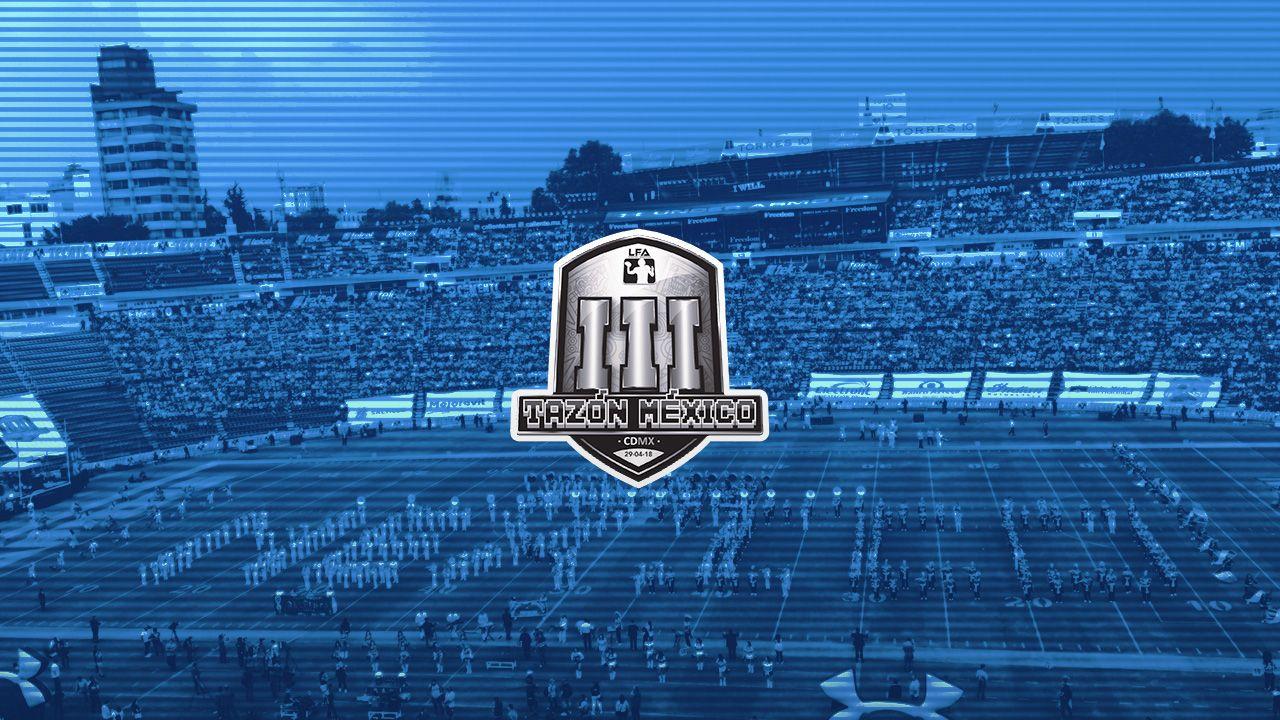 Super Tazon Mexico, Cierra Puertas, Termina Vida, Estadio Construido, Futbol Americano, Más Grande, Estadio Azul, LFA, Mexicas, Campeon