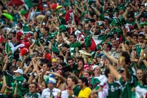 Selección Mexicana Rusia 2018 Aficionados Orgullo México