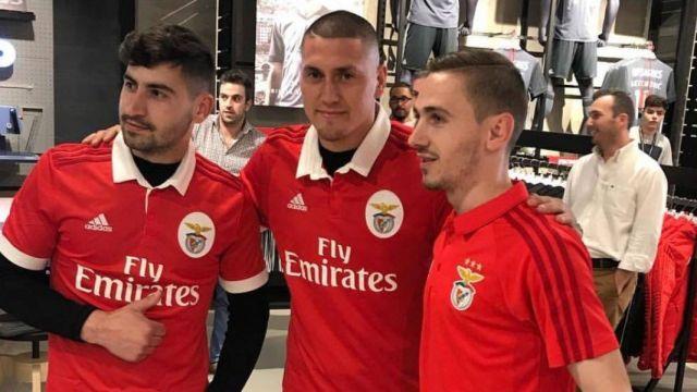 Nicolas Castillo Pumas Benfica Próxima Temporada Europa