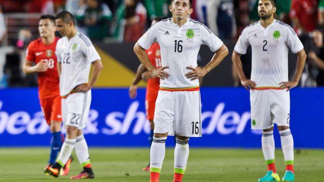 Seleccion Mexicana Copa America Brasil 2019 Conmebol México
