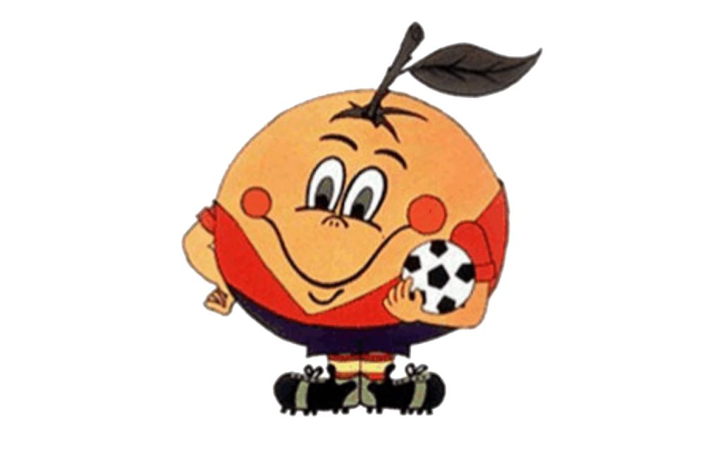 Mascotas Mundial Mejores Historia Naranjito España 1982