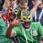 Máscaras Prohibidas Mundial Rusia 2018 Mexico