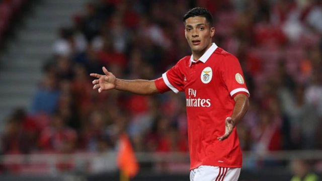 Raúl Jiménez Benfica Futuro México Rusia 2018 America