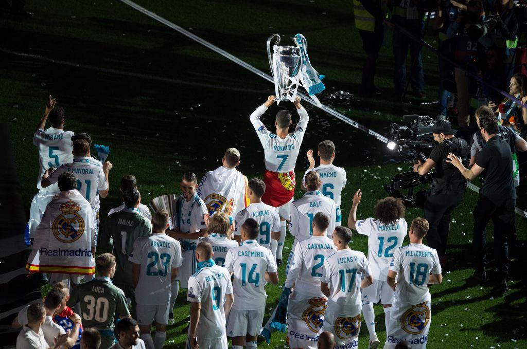 Museo Real Madrid.Trofeo Champions League Sin Espacio En Museo Real Madrid