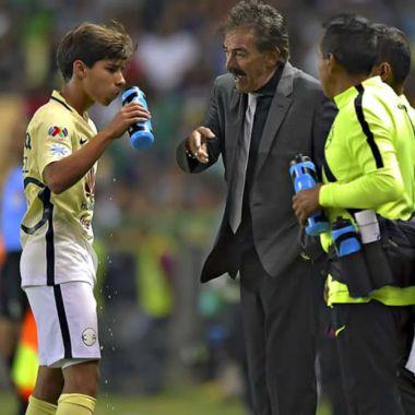 Ricardo La Volpe Diego Lainez Andres Guardado Pele Mundial