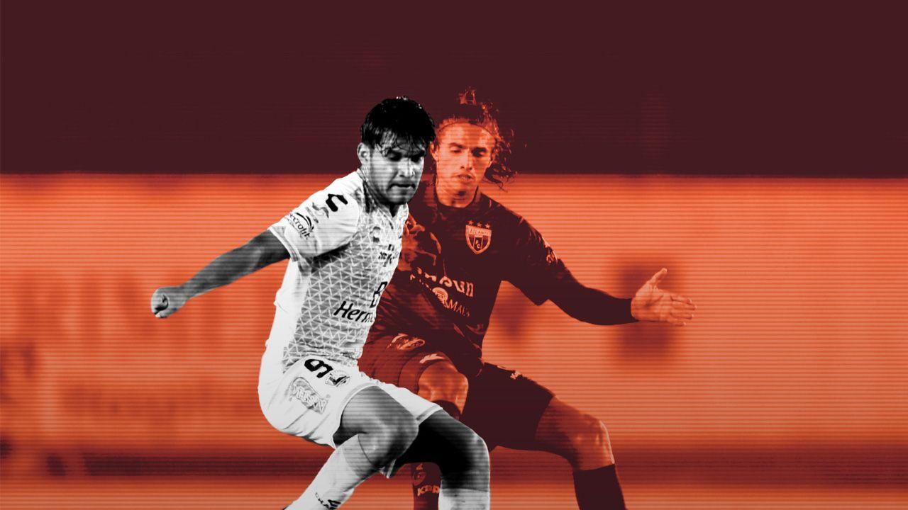 Eduardo Aguirre Goleador Tampiico Madero Ascenso México Toulon