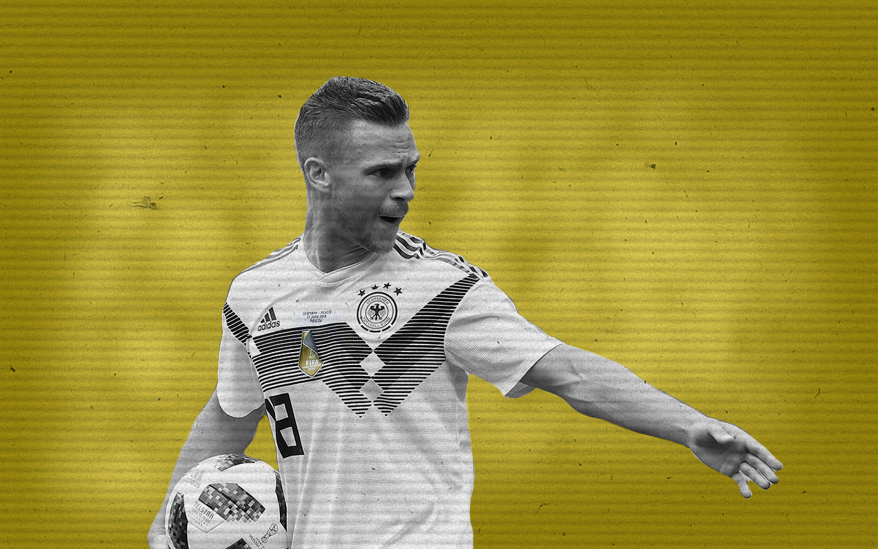 Alemania México Rusia 2018 Mundial Joshua Kimmich Hirving Lozano