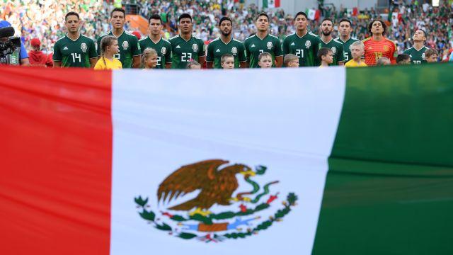 Brasil Selección Mexicana Mundial Prensa Los Pleyers