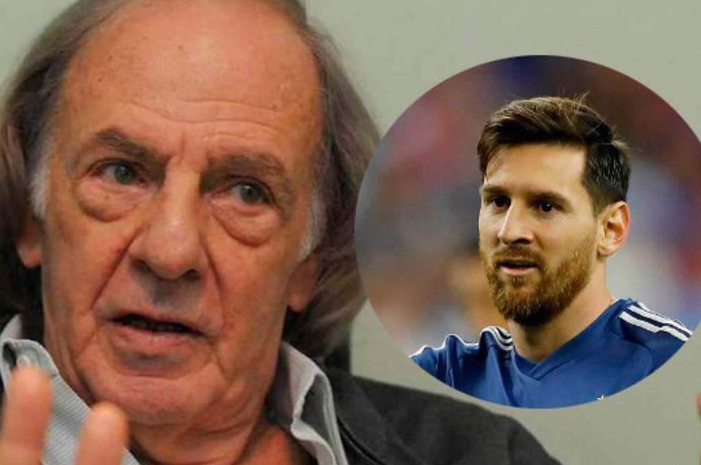 Menotti: Puede ser el mundial de Messi o de Neymar