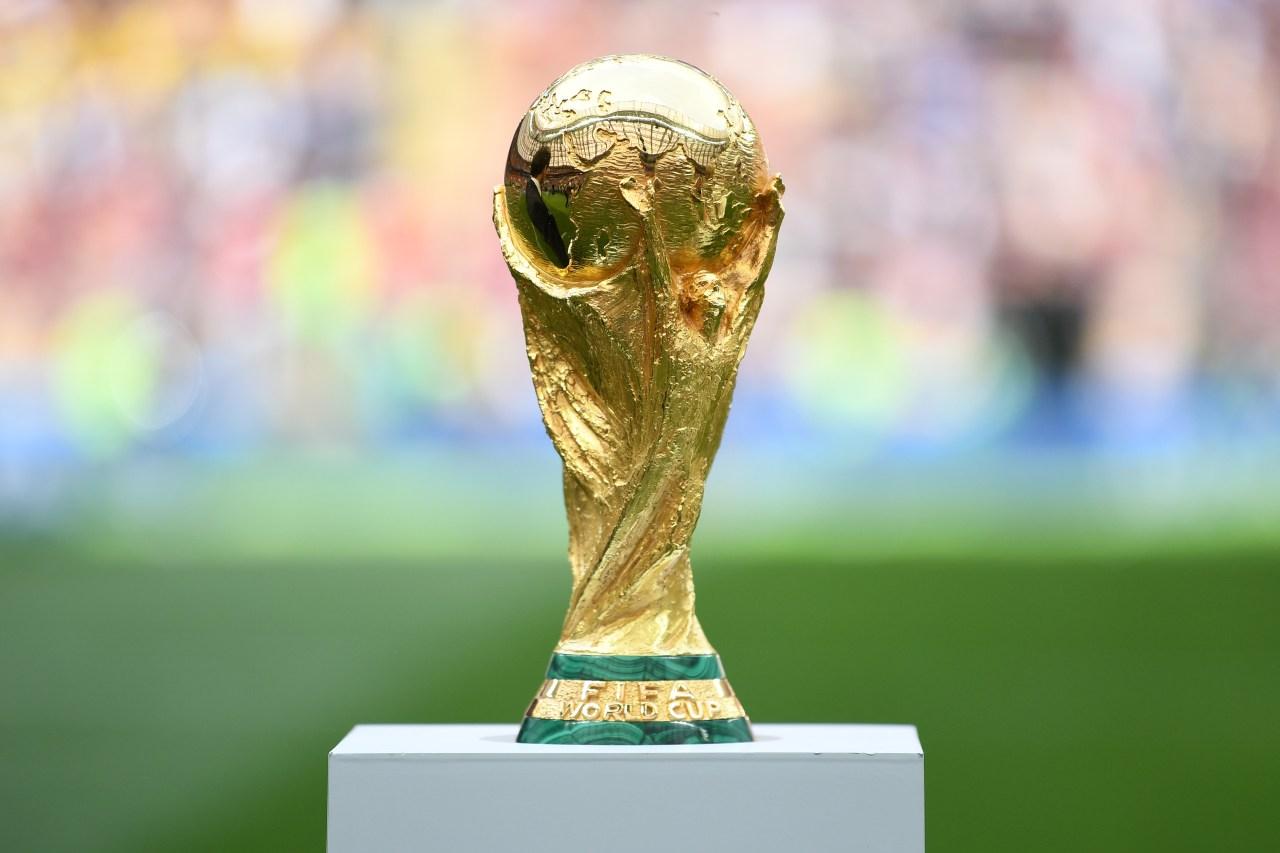 Copa Mundo Rusia 2018 Inauguración