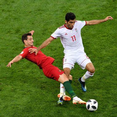 Crónica Portugal Irán Mundial Rusia 2018