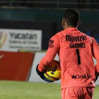 Cruz Azul Andrés Gudiño Portero Ascenso MX