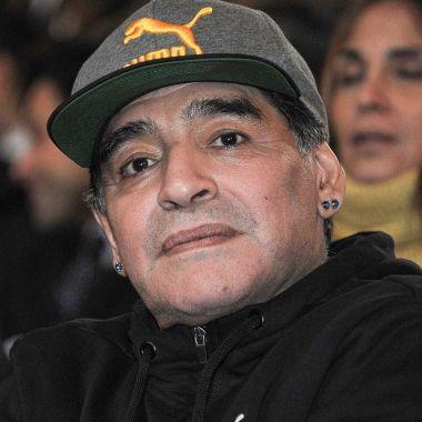 Diego Maradona Internado Hospital Colombia Operación