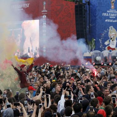 Estudios revelan que la pasión por el futbol aumenta la tasa