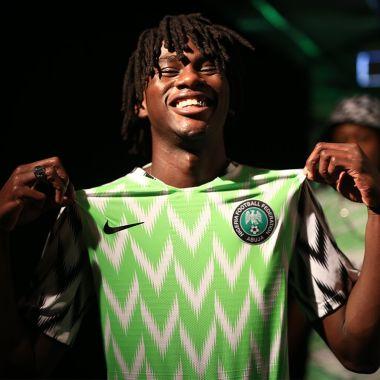 La nueva playera de Nigeria  causó furor... ¡y ya se agotó!