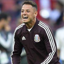 """""""Chicharito"""" Hernandez inspira Cruz Azul"""