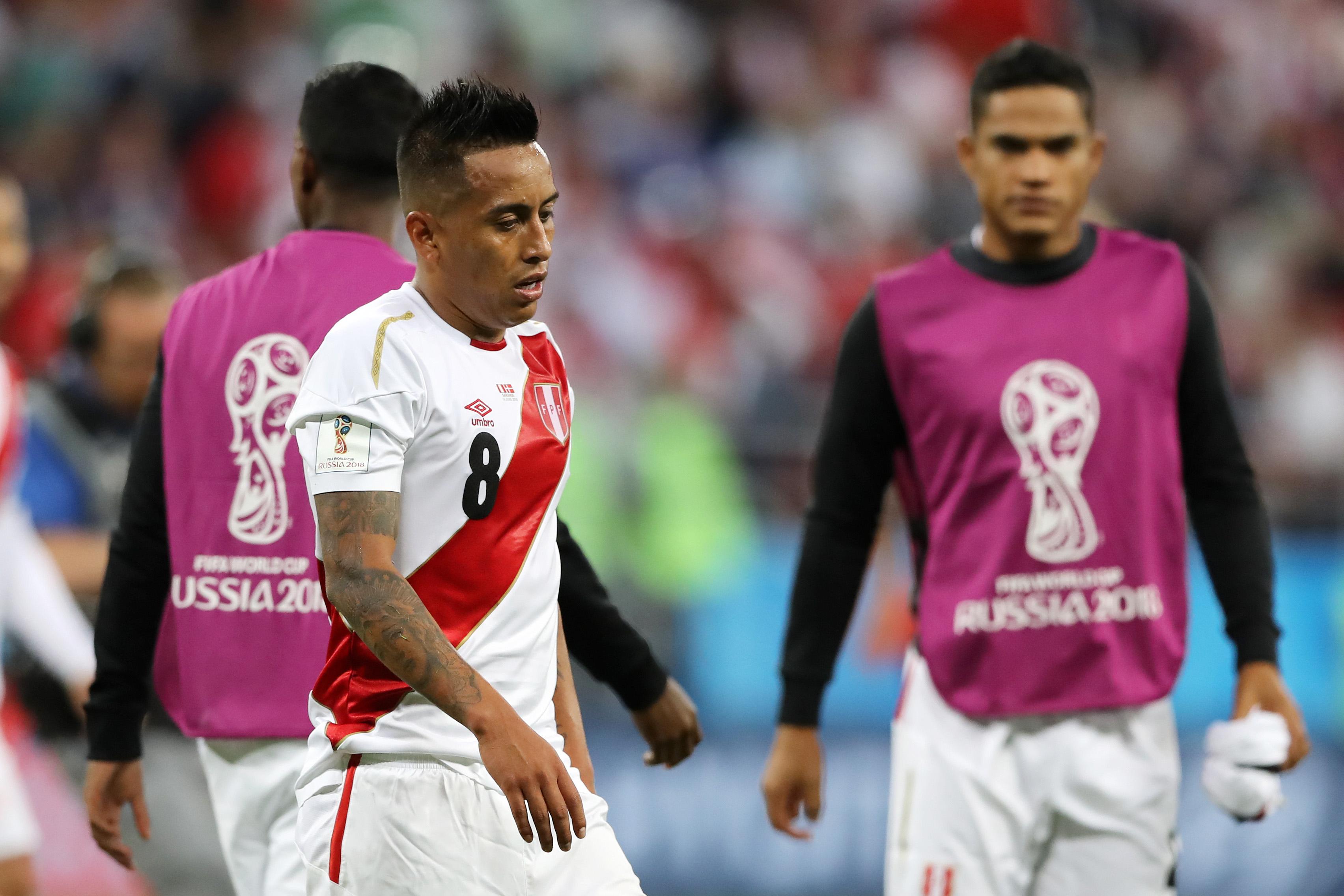 Previo Francia VS Perú Grupo C Jugadores