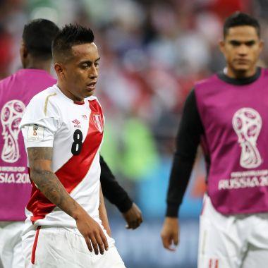 Previo Francia vs Perú de la Copa del Mundo