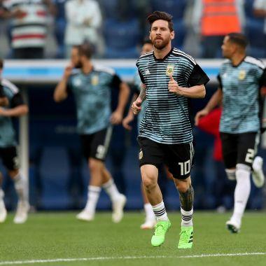 En Vivo Nigeria Argentina Mundial Partido