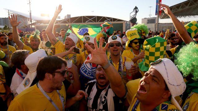 En Vivo Serbia vs Brasil Mundial Partido