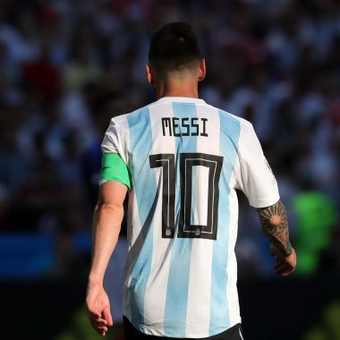 Así se vivió el Argentina vs Francia en Rusia 2018