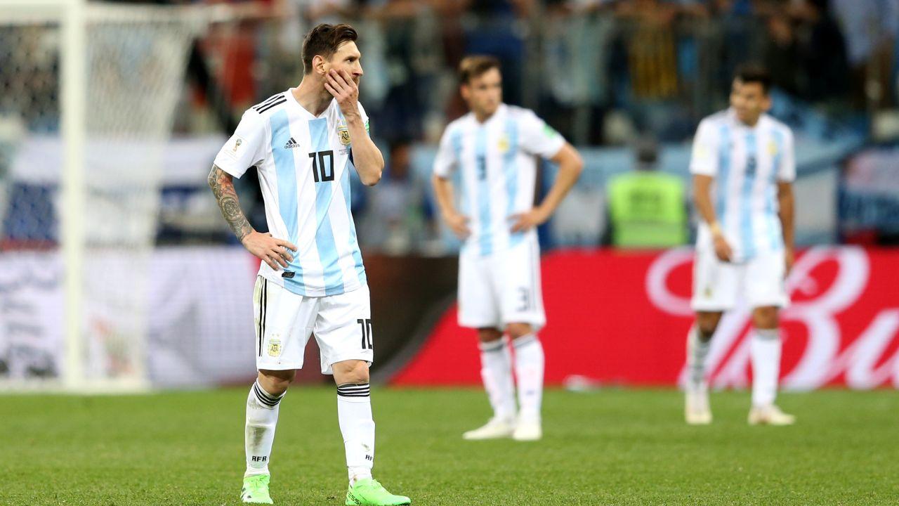 Hora Argentina Nigeria Mundial Rusia 2018