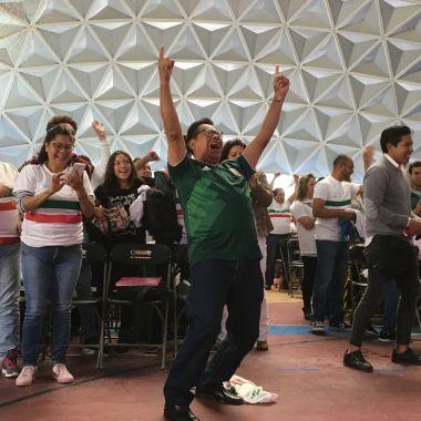 Deportivo Plan Sexenal Apoyo Selección Nacional Mundial
