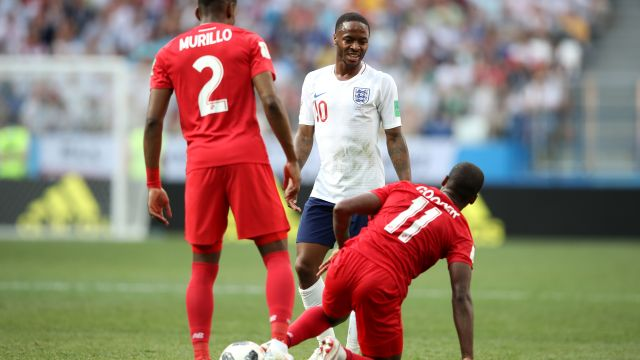 Inglaterra Panamá Mundial Rusia 2018 Los Pleyers