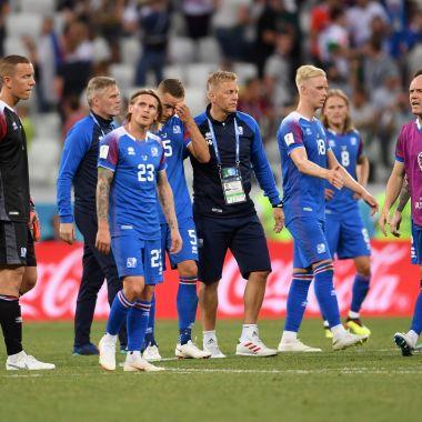Islandia Croacia Mundial Rusia 2018 Los Pleyers