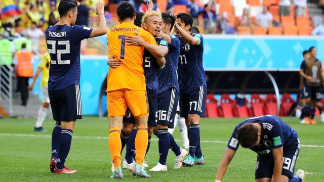 Japón Colombia Goles Mundial Rusia 2018