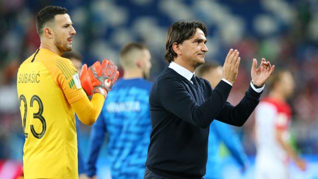 Jugador Croacia Expulsado Mundial Rusia 2018 Los Pleyers