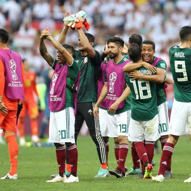 Varios futbolistas mexicanos jugaron enfermos contra Alemania